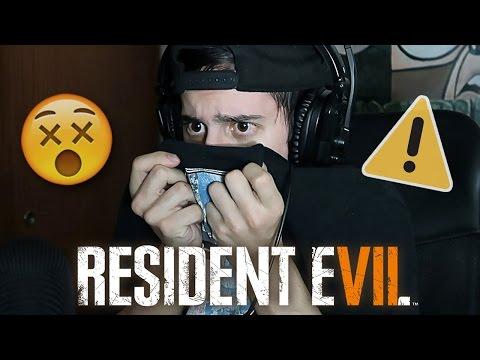 REACCIONANDO AL NUEVO RESIDENT EVIL 7 !! - RobleisIUTU