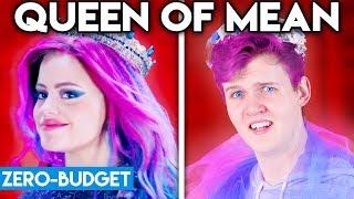 DESCENDANTS WITH ZERO BUDGET! (Queen of Mean PARODY)