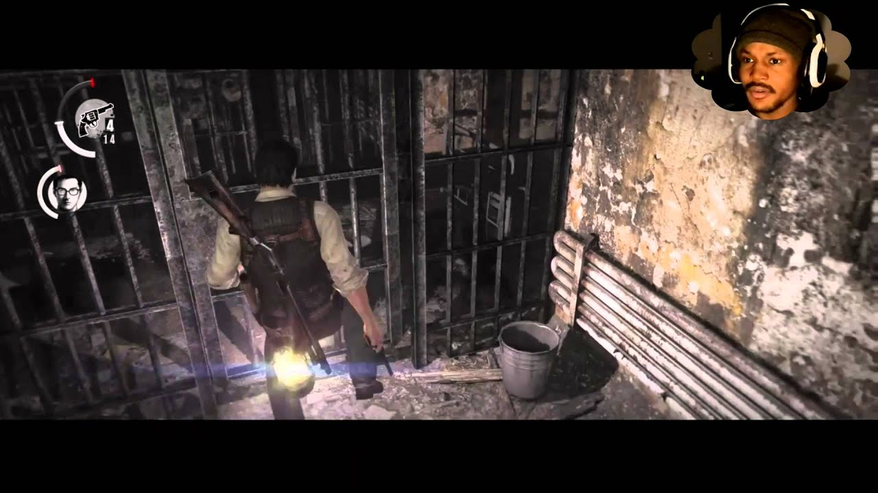 ZOMBIE BATTLE ROYALE | The Evil Within - Part 7 [Chapter 5 ...