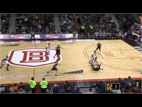 Carson Frakes (Rockridge) Half Court Game Winner