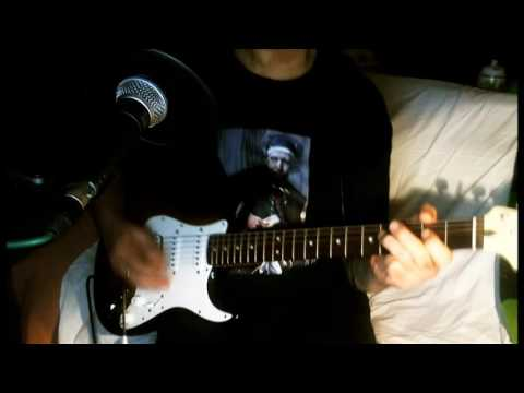 Around and Around ~ Chuck Berry - The Rolling Stones ~ Cover w/ Squier Bullet Strat & BT
