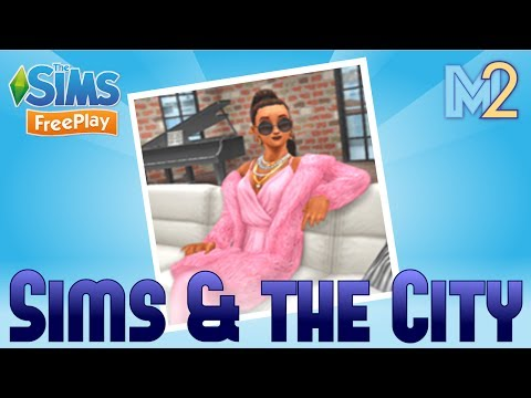 Sims FreePlay - Sims and the City Quest Walkthrough (Early Access Preview)