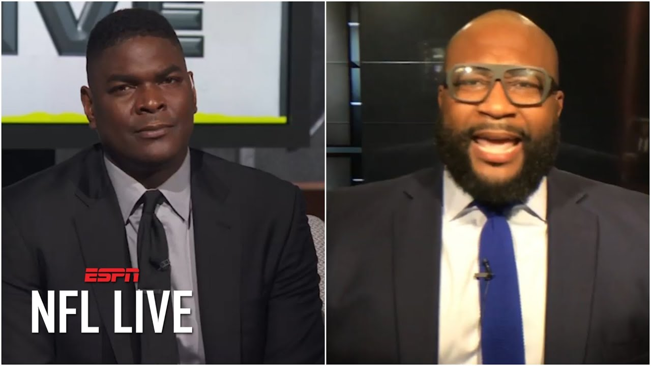 What Marcus Spears and Keyshawn Johnson tell their children about racial inequality | NFL Live