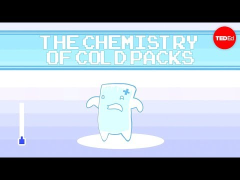 Video image: The chemistry of cold packs - John Pollard