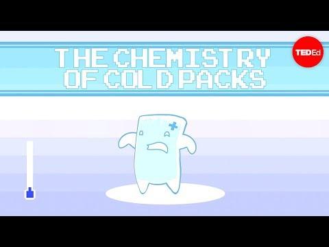 How do cold packs get cold so fast? - John Pollard thumbnail