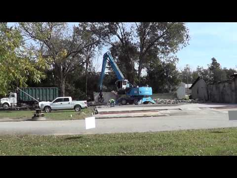 Sunshine Recycling's State of the Art Demolition