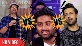 LIVE Singing - Arijit Singh Vs Jubin Nautiyal Vs Atif Aslam | Singing Challenge