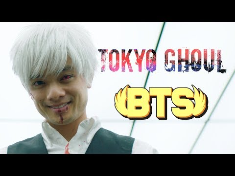 Tokyo Ghoul Live Action BTS | RE:Anime