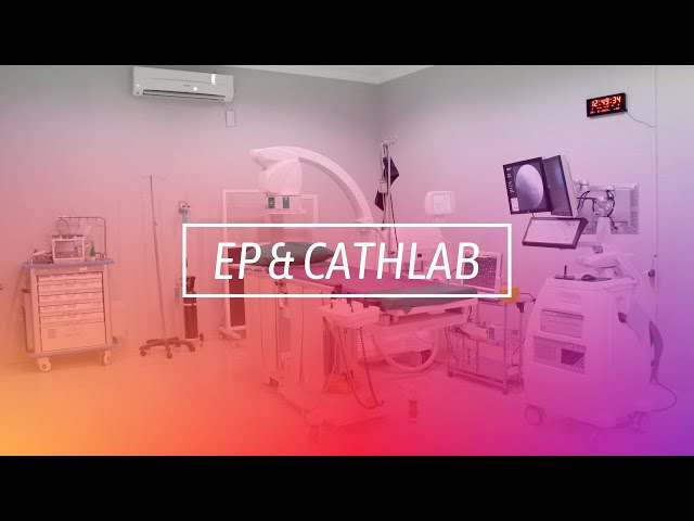 ELECTROPHYSIOLOGY & FIX CATHLAB 24 JAM