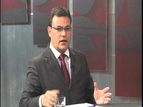 Entrevista do lider do PMDB Eduardo Cunha no programa Frente a Frente da Rede Vida - Parte 01