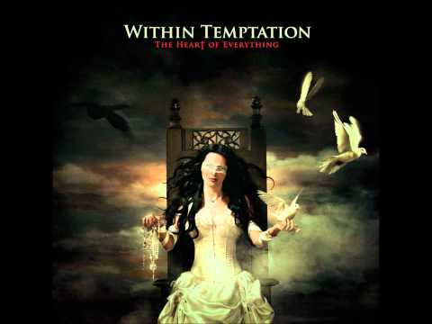 Within Temptation - Our Solemn Hour w/ lyrics