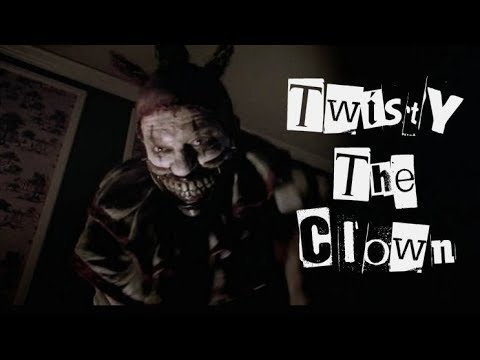 История клоуна по имени Твисти/  Американская история ужасов 4 сезон