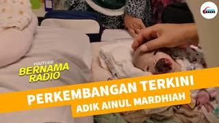 Adik Ainul Mardhiah - Penderita Kan...