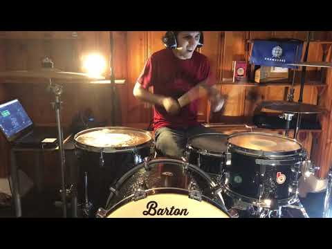Asking Alexandria - When The Lights Come On | Drum Cover HD