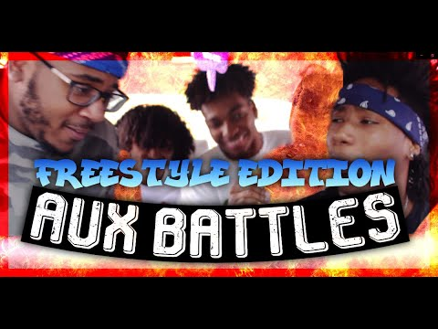 AUX Battles: Freestyle Edition FT 3FORTIORI