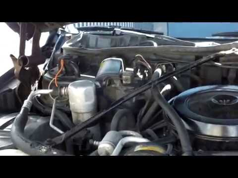 heater, air core & blower motor removal & installment