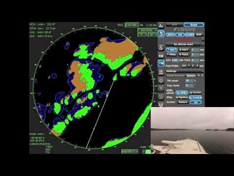 Transas Chart Radar