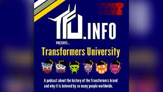 Transformers University - Episode 007 - Marvel Books