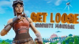 """Fortnite Montage - """"Get loose"""" (Blaze)"""