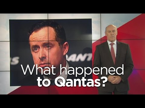 Explainer: The Qantas flight from profitable to loss-making