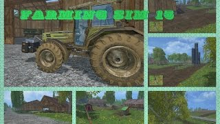 Bjornholm Mining and Construction Economy  Map Review for FS 15