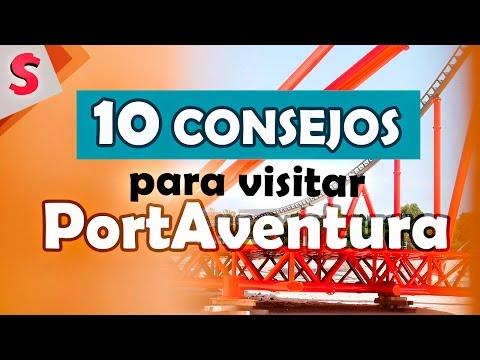 ¡10 CONSEJOS para visitar PortAventura!