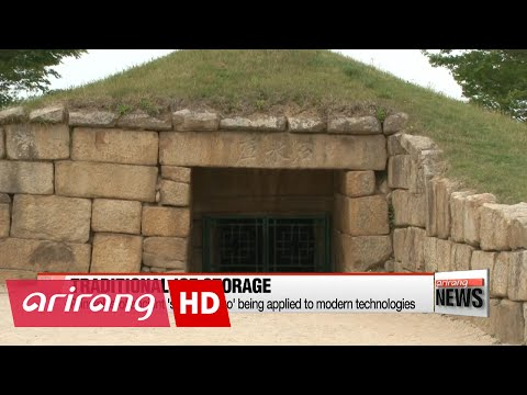 Korean researchers applying principles of ancient iceboxes to modern technologies