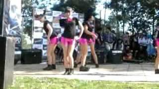 K.O Girls - Mix Rainbow [Mach + A] G-Expo 2010