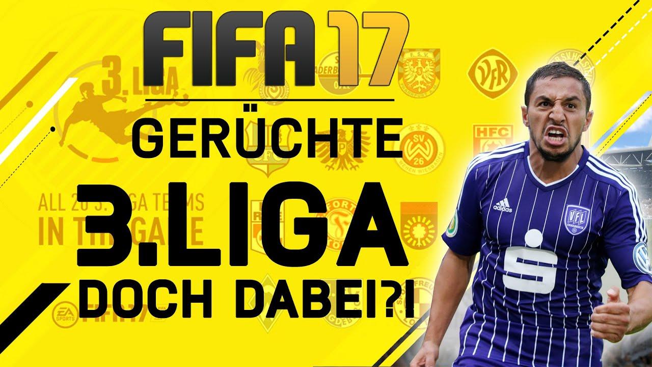 3 Liga Fifa 17