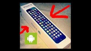Как сделать свой Android-смартфон похожим на iPhone X