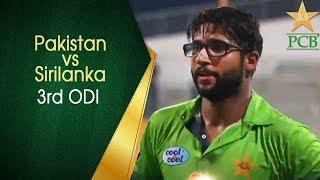 Pakistan vs Sri Lanka | 3rd ODI Highlights | PCB
