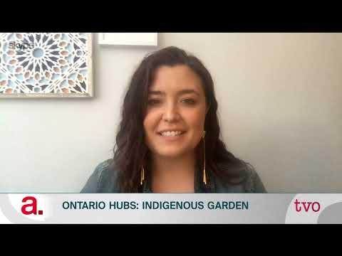 Ontario Hubs: Indigenous Garden