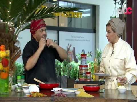 Ramadan Cooking Show, Oman TV, 2016