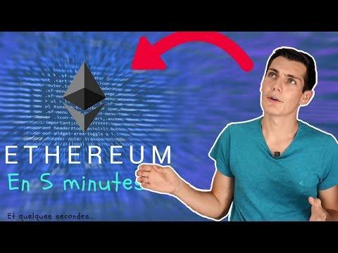 L'ETHEREUM EN 5 MINUTES (ETH)   RLBT