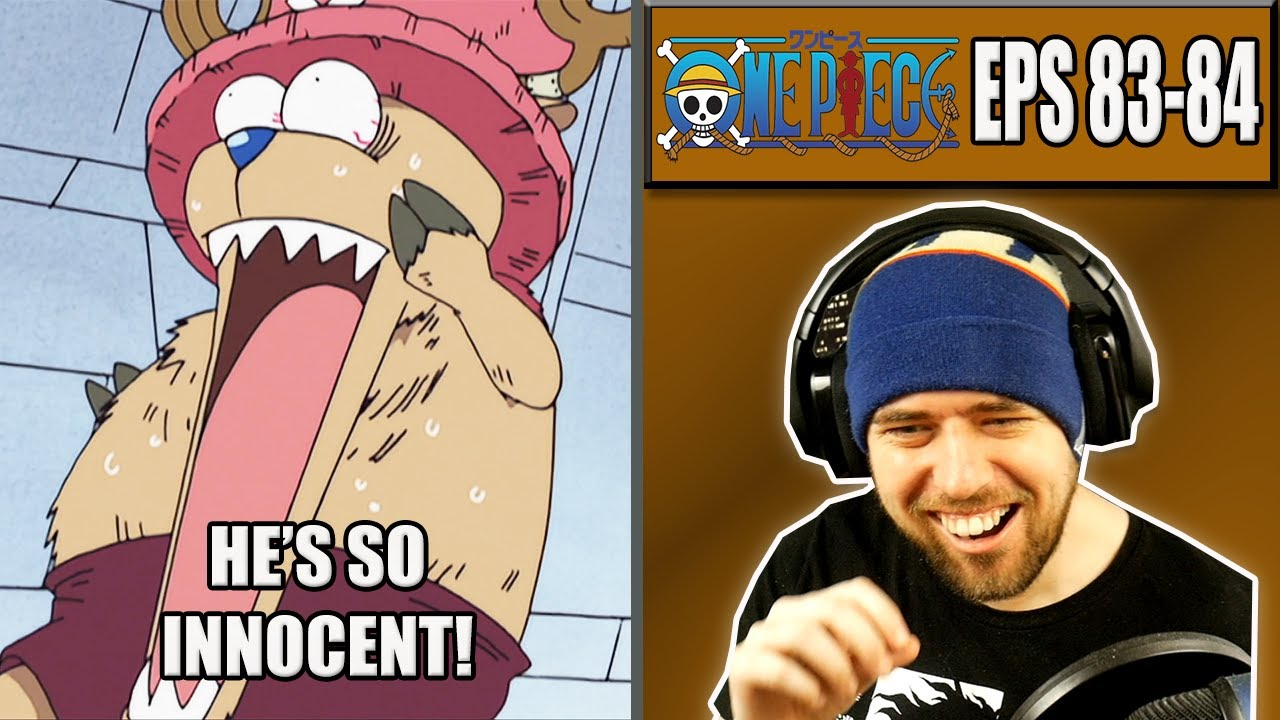 WHAT IS CHOPPER? - One Piece Episodes 83 and 84 - Rich Reaction