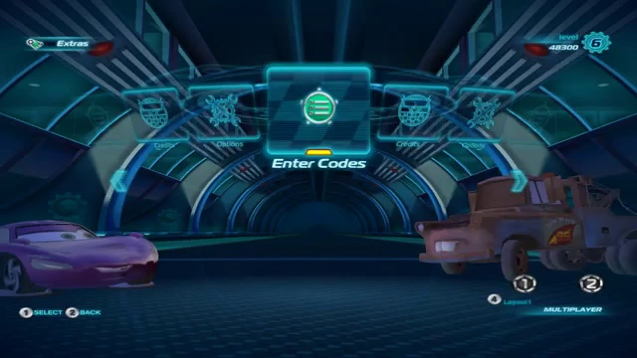 Cars 2: The Video Game Cheats, Codes, and Secrets for Xbox ...