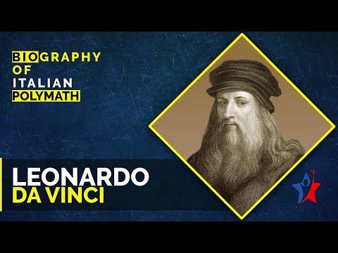 Leonardo Da Vinci Biography In English