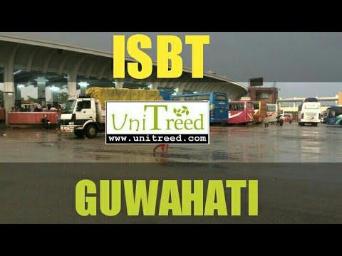 ISBT Guwahati | A video dedicated to the passenger transportation sector of Assam