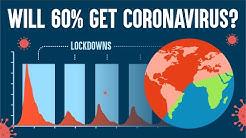 Will 60% Get Coronavirus? w Stephen Fry.