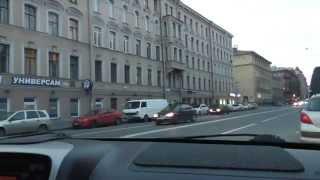 Проезд перекрестков в центре города.(Купить методику Автонакат Вы можете у нашего партнёра - WWW.DMITRYBALAGUROV.COM - фотобанк высокого разрешения, фотогр..., 2014-10-17T07:44:11.000Z)