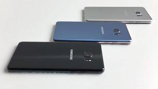 Samsung Galaxy Note 7 naživo