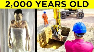 Incredible Discoveries Made By Construction Workers