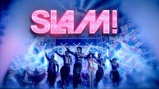 Shah Rukh Khan - SLAM Tour | Happy New Year | Live Performance- Deepika Padukone