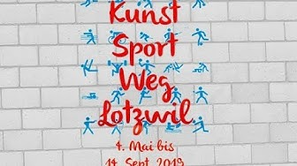 Kunst&Sportweg Lotzwil
