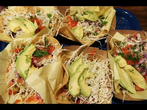 Searching For The BEST Tacos In San Diego