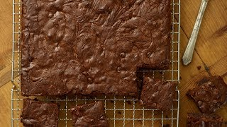 How to Make Ina Garten's Peanut Swirl Brownies | Food Network