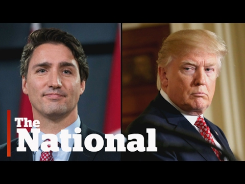 Thumbnail: Can Trudeau find success with Trump?