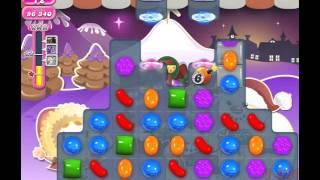 Candy Crush Saga Level 1395 (No booster)