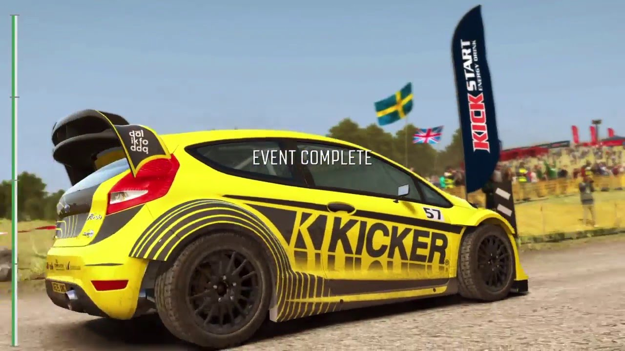 dirt rally ps4 logitech g29 flugzeugring reverse youtube. Black Bedroom Furniture Sets. Home Design Ideas