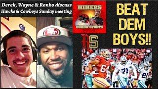 NFL 2016 49ers Vs Seahawks Review & Week 4 Dallas Cowboys Game Predictions